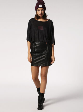 T-BREN-SHORT-B, Black