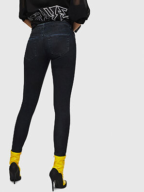 Slandy 084AV, Dark Blue - Jeans
