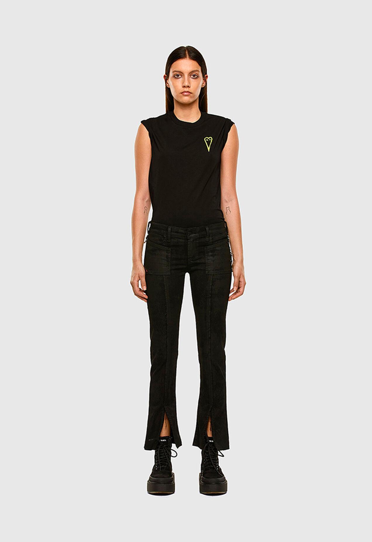 Slandy 069NG, Black/Dark grey - Jeans