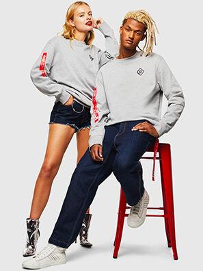 CC-S-BAY-COLA, Grey - Sweaters