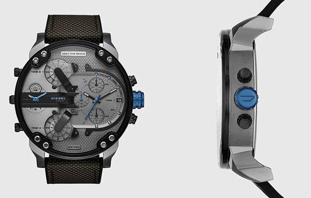 DZ7420, Black/Blue - Timeframes