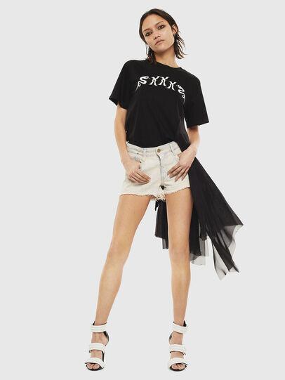 Diesel - T-SETH, Black - T-Shirts - Image 6