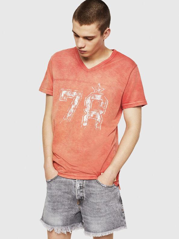 T-DIEGO-V-CUT,  - T-Shirts