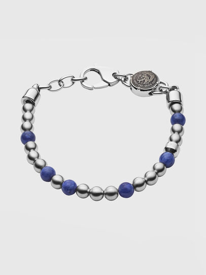 Diesel - DX1196, Silver - Bracelets - Image 1