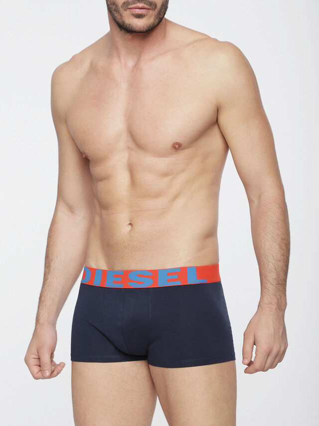 Diesel - UMBX-SHAWNTHREEPACK, Blue/Orange - Trunks - Image 2