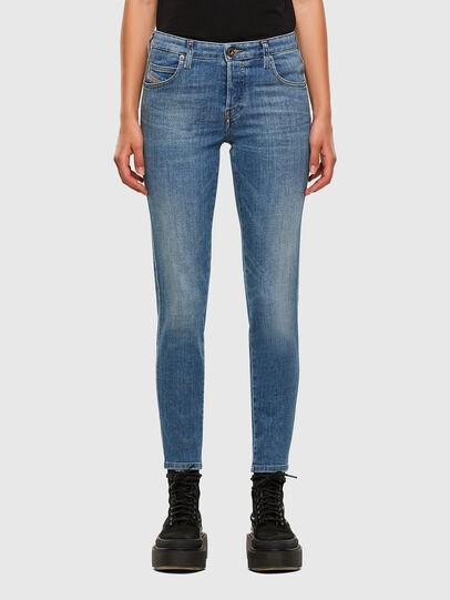 Diesel - Babhila 086AP, Medium blue - Jeans - Image 1