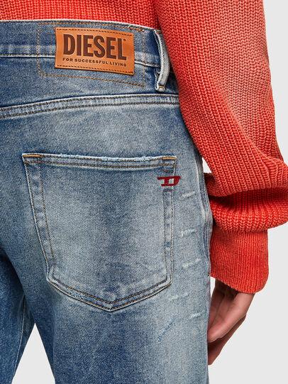 Diesel - D-Strukt 009MW, Medium blue - Jeans - Image 3