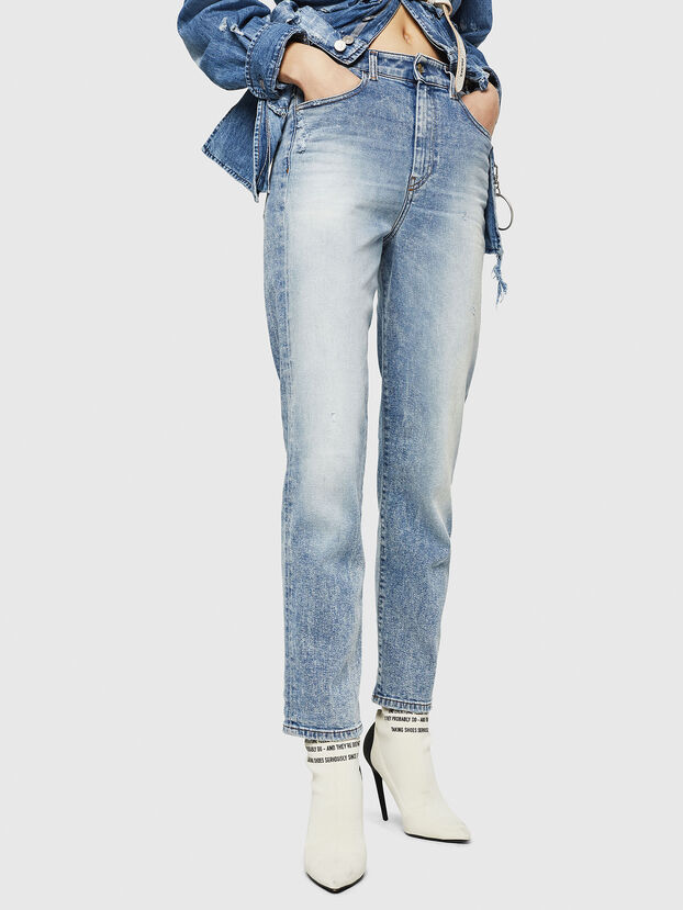 D-Eiselle 084AA, Light Blue - Jeans