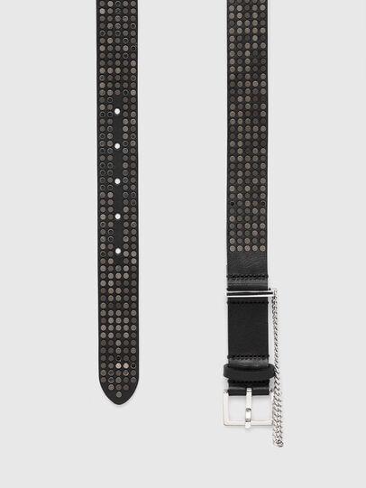 Diesel - B-STAD, Black - Belts - Image 3