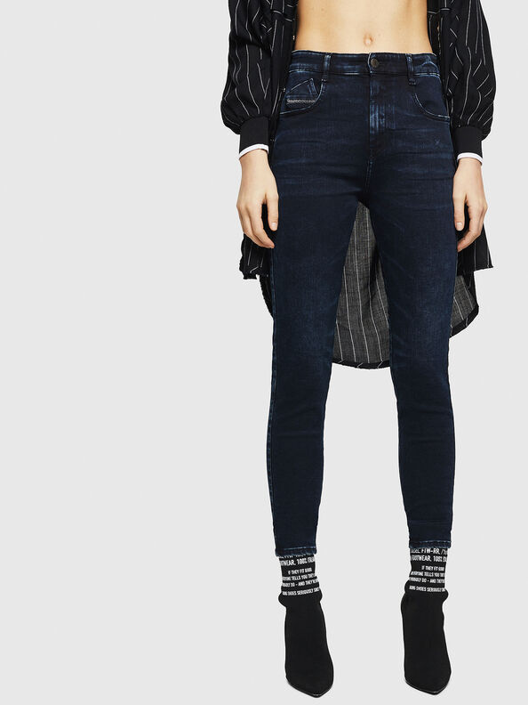 Slandy High 082AU,  - Jeans