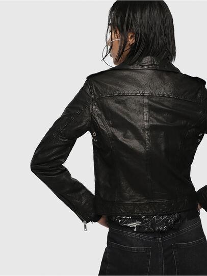 Diesel - L-SERY,  - Leather jackets - Image 2