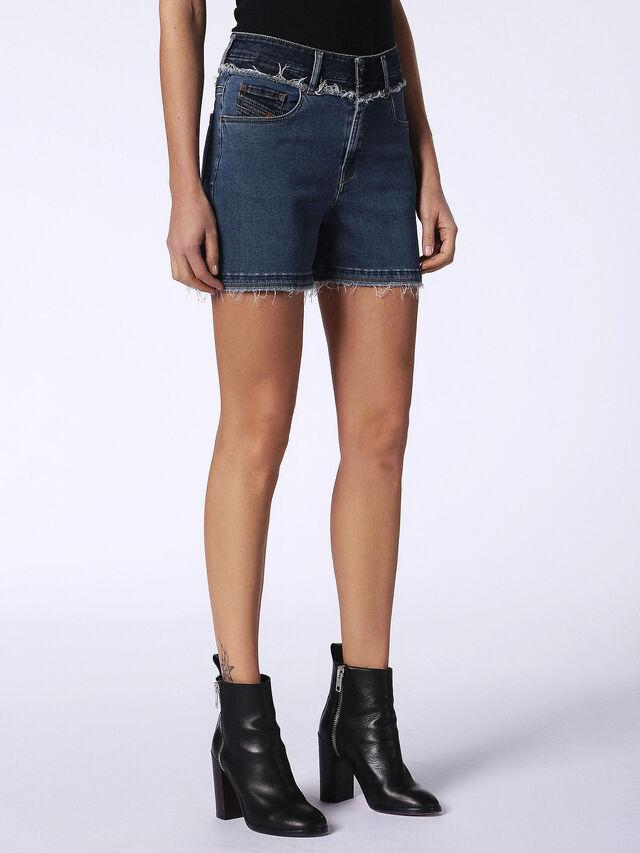 WIDEEN JOGGJEANS, Blue Jeans