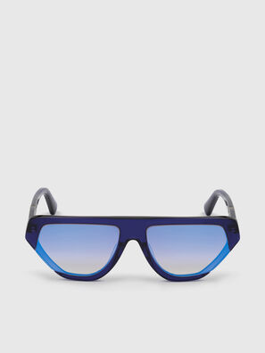DL0322, Blue - Sunglasses