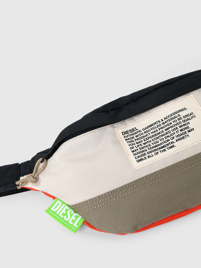 Diesel - LYAM, White/Orange - Belt bags - Image 5