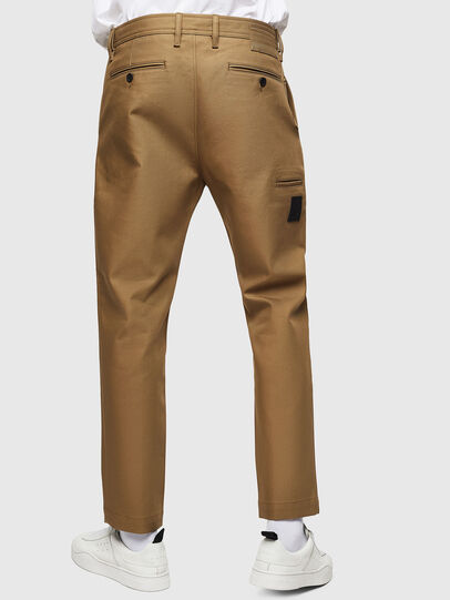 Diesel - P-JARED-NL, Light Brown - Pants - Image 2