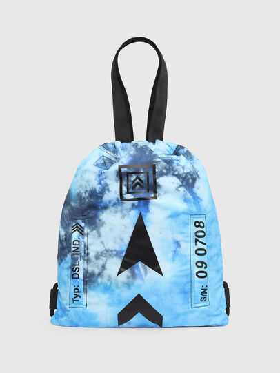 Diesel - MAUY, Blue - Backpacks - Image 1