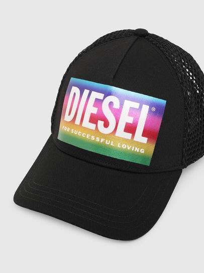 Diesel - CAKERYM-MAX-PR, Black - Beachwear accessories - Image 3
