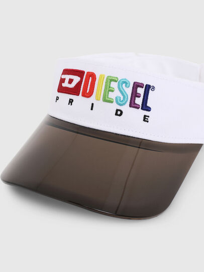 Diesel - VISOR-MAX, White - Underwear accessories - Image 3