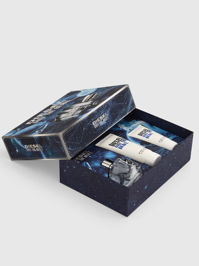 Diesel - ONLY THE BRAVE 75ML GIFT SET, Blue - Only The Brave - Image 2