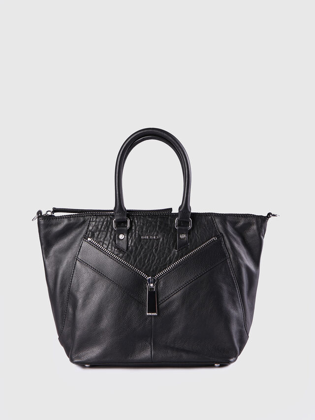 Diesel LE-NINNA, Black - Shopping and Shoulder Bags - Image 1