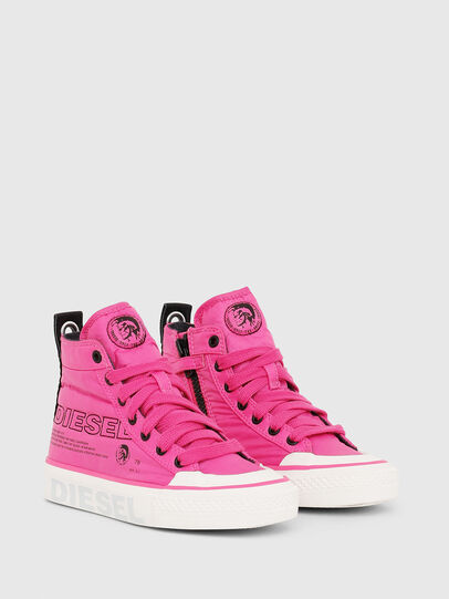 Diesel - SN MID 07 MC LOGO YO, Pink - Footwear - Image 2
