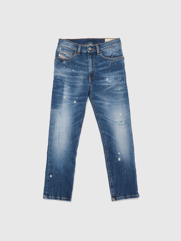 D-EETAR-J, Medium blue - Jeans