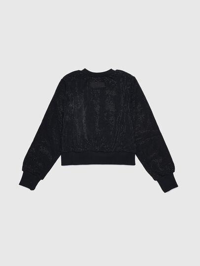 Diesel - STWINY, Black - Sweaters - Image 2
