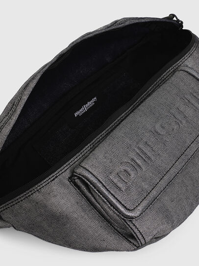 Diesel - TRIBELT, Gray/Black - Backpacks - Image 6