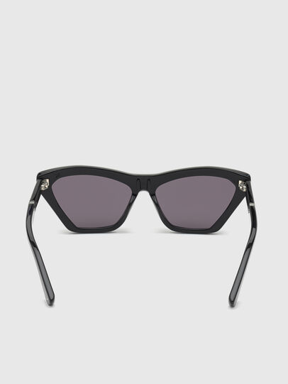 Diesel - DL0335, Black - Sunglasses - Image 4