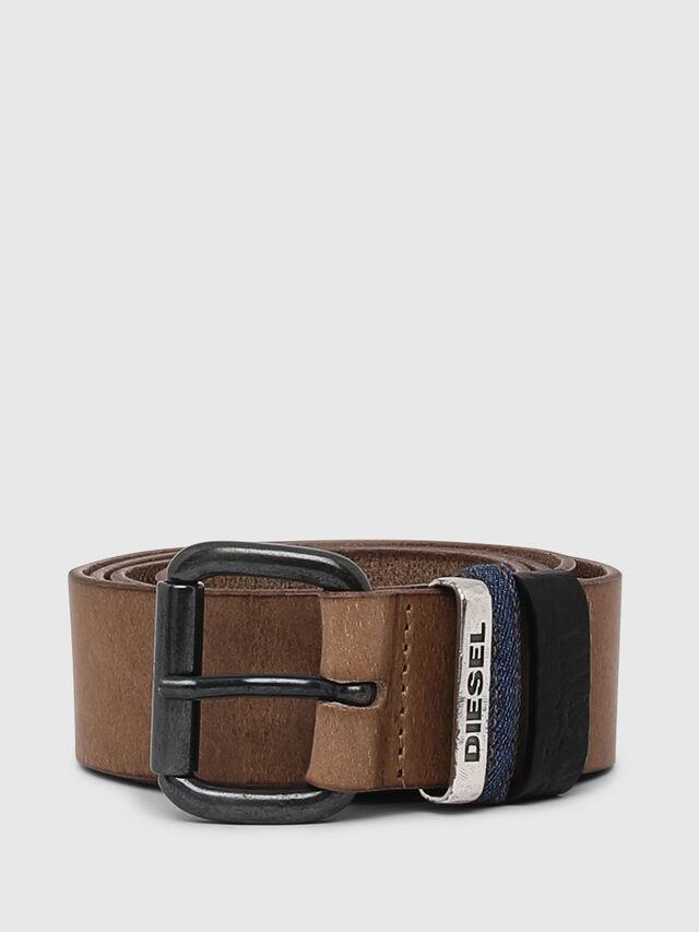 Diesel - B-SCALE, Brown - Belts - Image 1