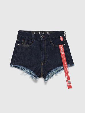 CC-DE-KRIS, Dark Blue - Shorts