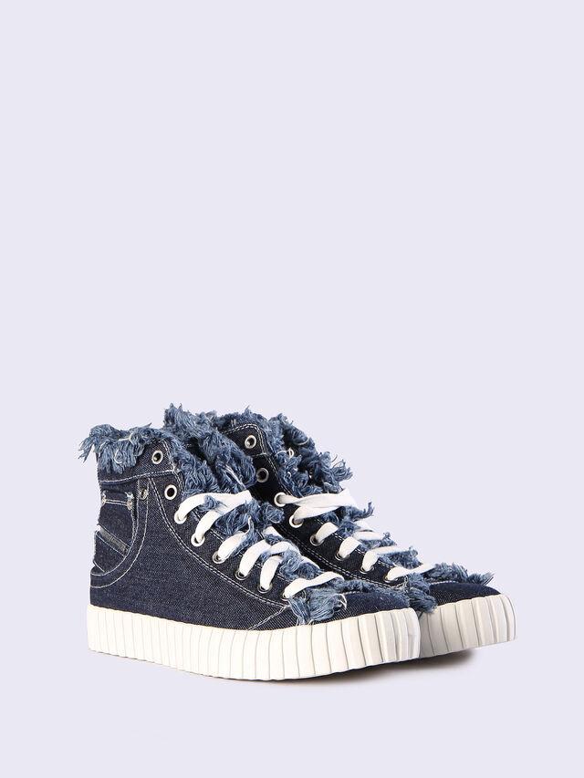 S-EXPOSURE CMC W, Blue jeans