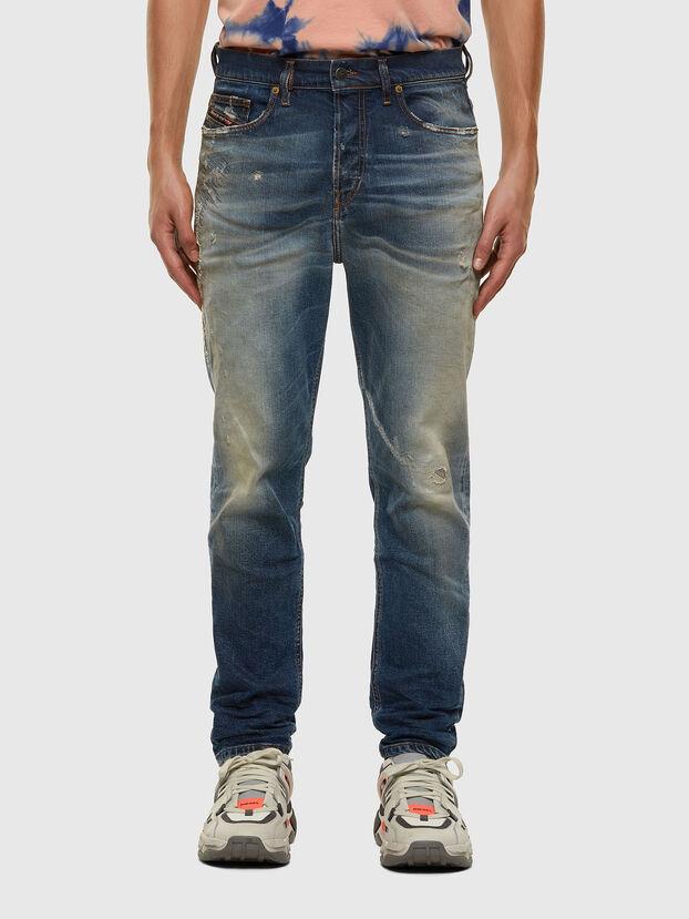 D-Vider 009FR, Medium blue - Jeans