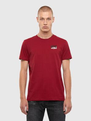 T-DIEGOS-N25, Brown - T-Shirts