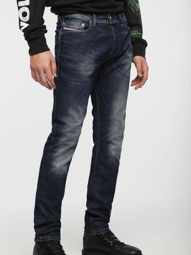 Diesel Tepphar 0853R, Dark Blue - Jeans - Image 1