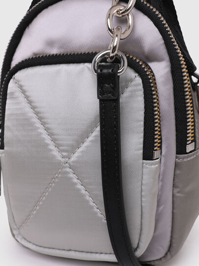 Diesel - LEDYBAG, Grey - Crossbody Bags - Image 5