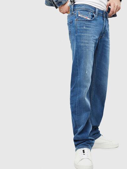 Diesel - Larkee 083AX, Light Blue - Jeans - Image 4