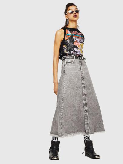 Diesel - DE-MARGY,  - Skirts - Image 5