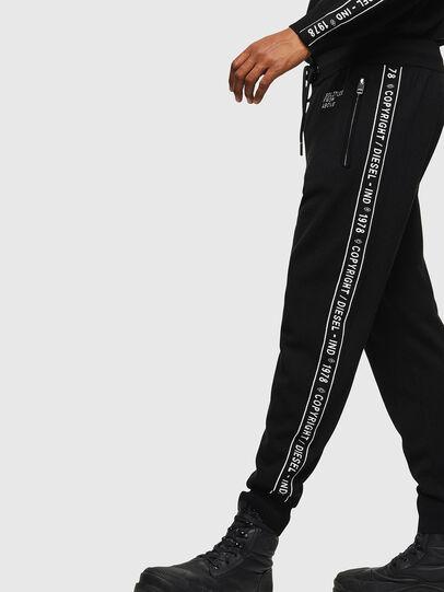 Diesel - K-SUIT-C, Black - Pants - Image 3