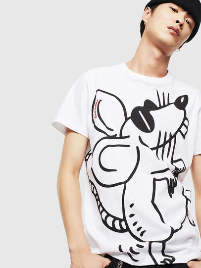 Diesel - CL-T-DIEGO-2,  - T-Shirts - Image 1