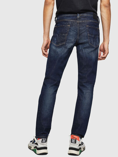 Diesel - Larkee-Beex 087AT, Dark Blue - Jeans - Image 2