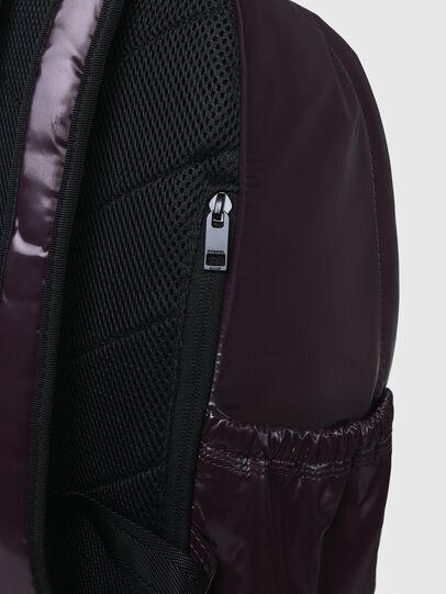 Diesel - F-BOLD BACK III, Dark Violet - Backpacks - Image 5