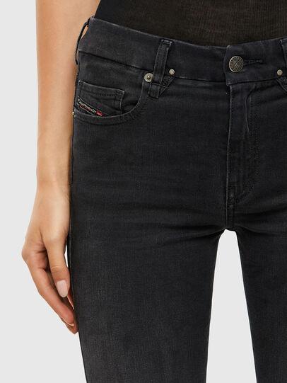 Diesel - Slandy-B 069QN, Black/Dark grey - Jeans - Image 3
