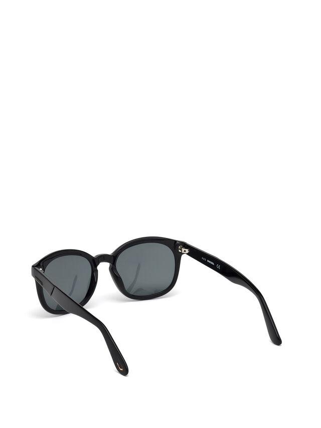 Diesel DM0190, Black - Eyewear - Image 2