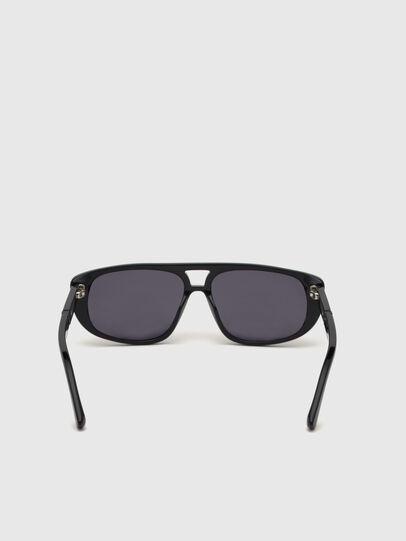 Diesel - DL0306, Black - Kid Eyewear - Image 4