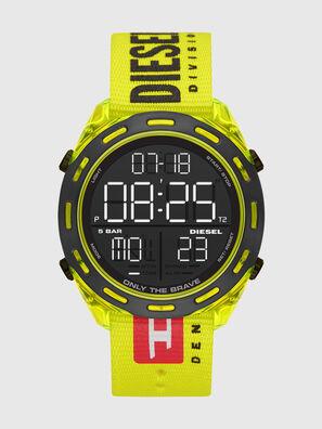 DZ1895, Yellow Fluo - Timeframes