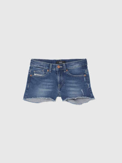 Diesel - PRIFTY, Medium blue - Shorts - Image 1