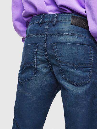 Diesel - Krooley JoggJeans 0098H, Medium blue - Jeans - Image 3