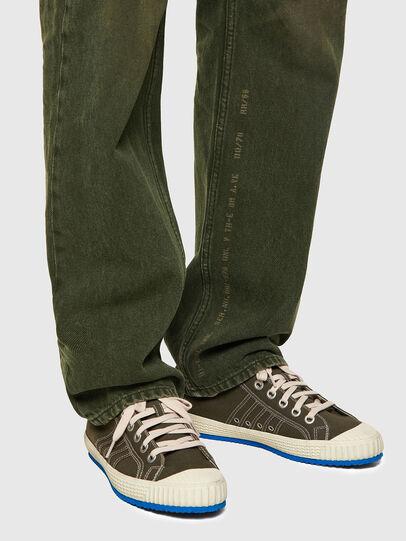 Diesel - D-Macs 09A35, Green - Jeans - Image 5