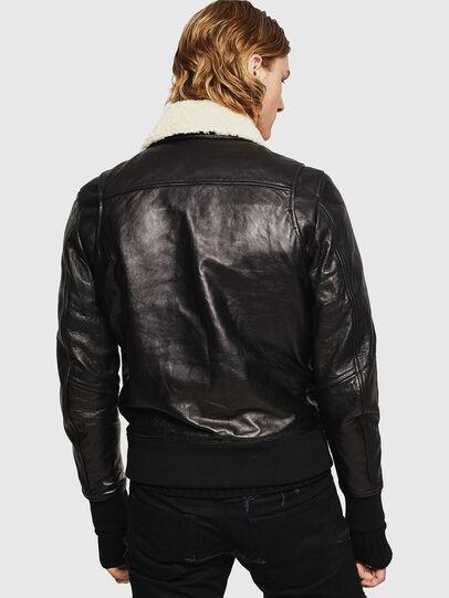 Diesel - L-VINT,  - Leather jackets - Image 2